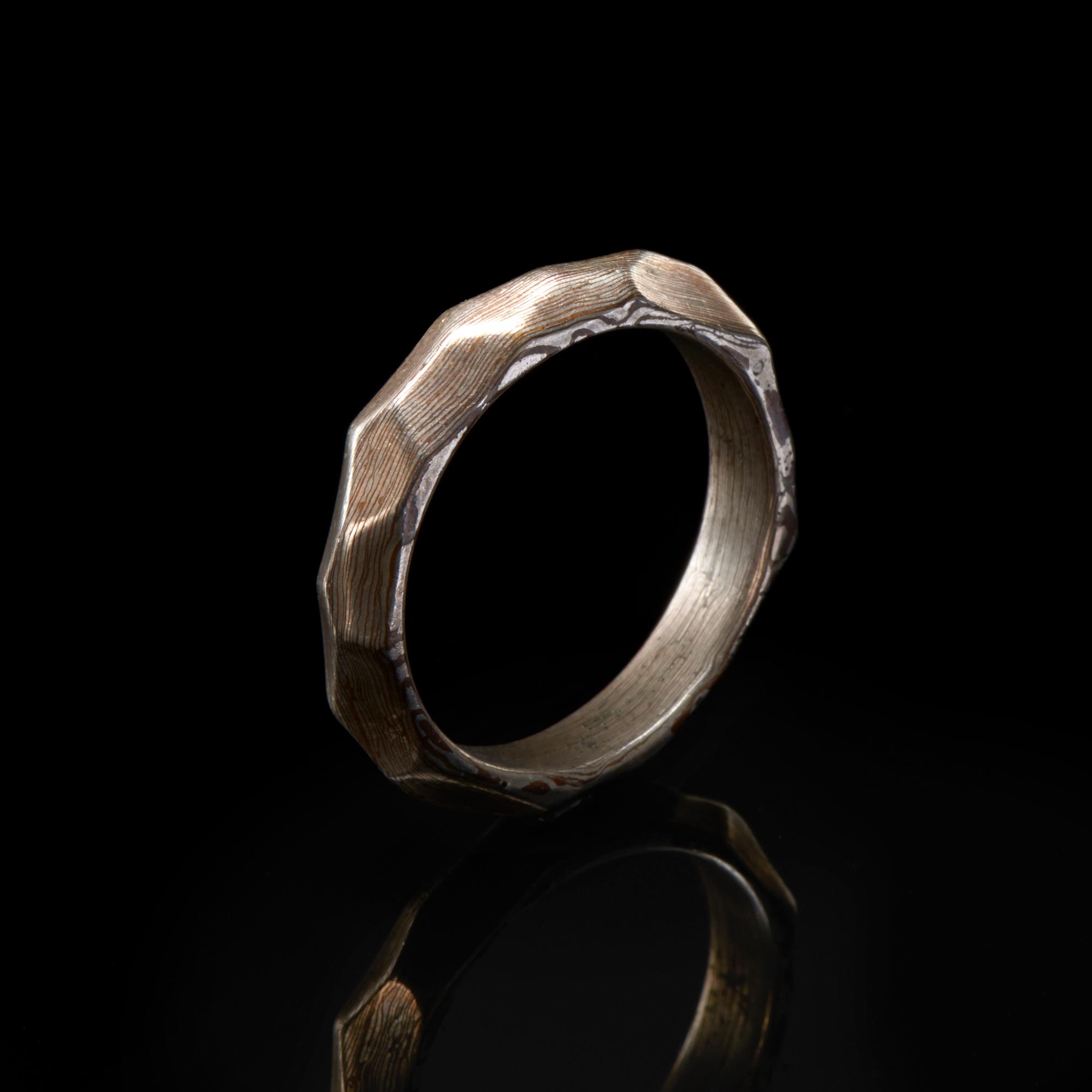 Mokumegane Ring