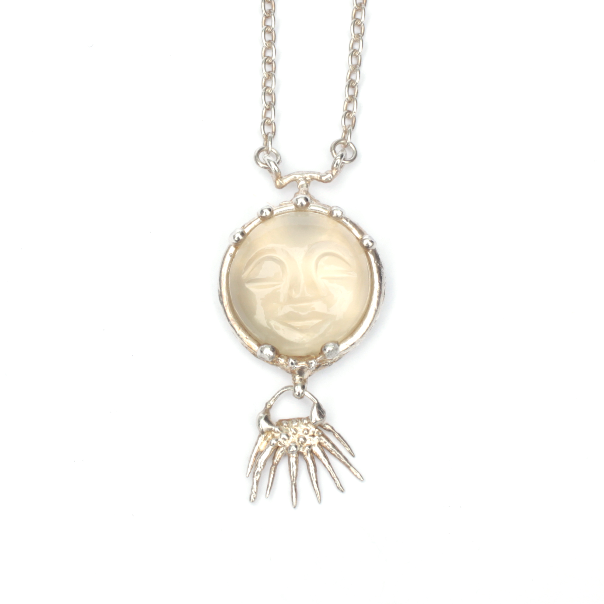 Sun of GOD Necklace